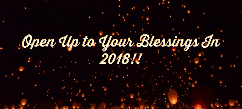 Are You Really Willing To Receive Your Blessings in 2018?